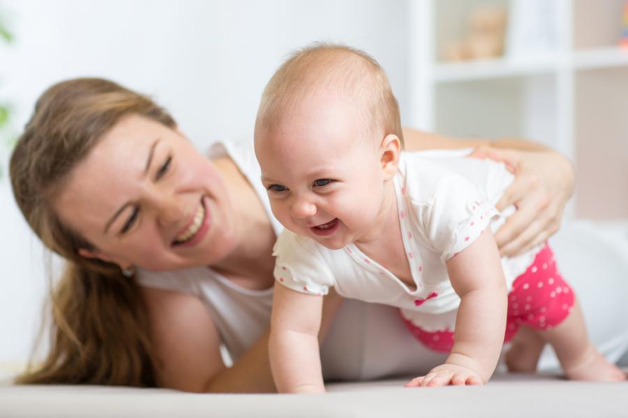 app que ajuda no desenvolvimento do bebê