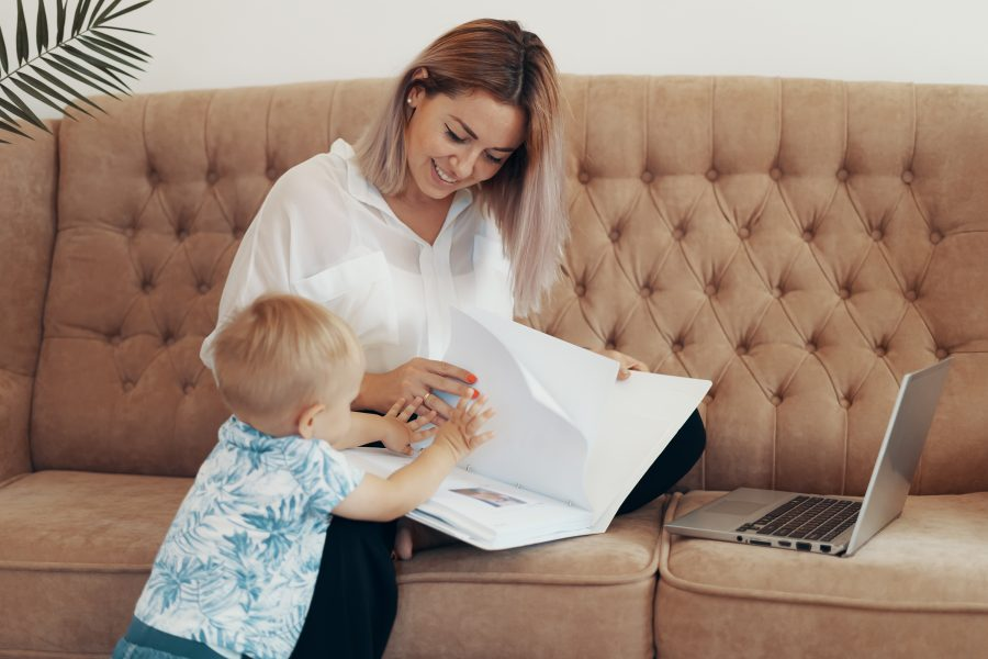 carreira e maternidade