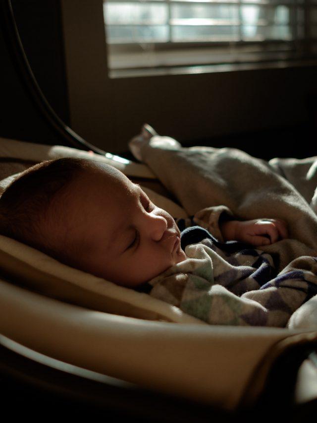 Hormônios que interferem no sono do bebê