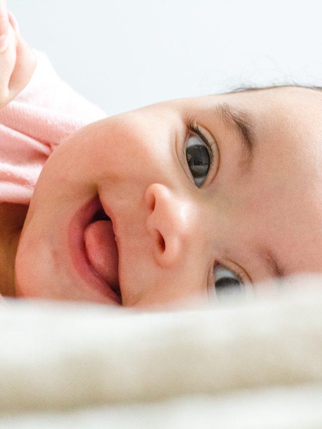 Principais erros com bebês de 6 meses