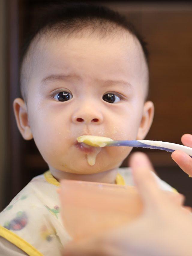 Os 8 maiores erros da Introdução Alimentar
