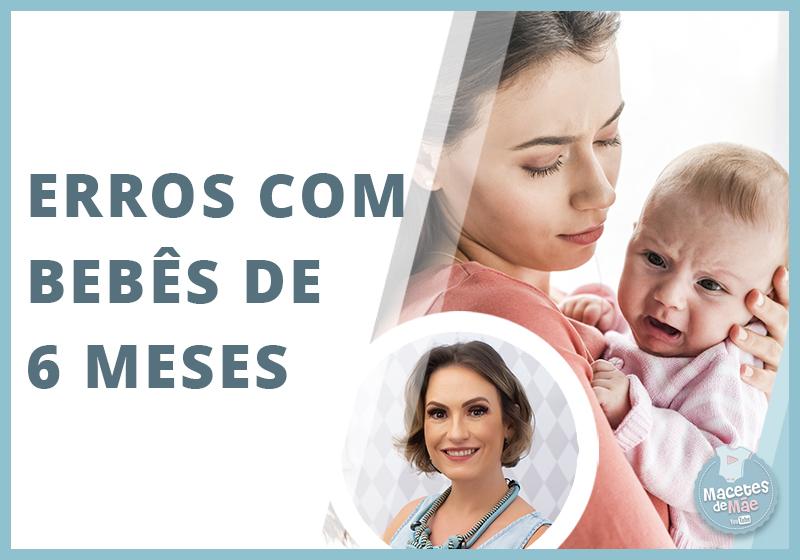 bebês de 6 meses